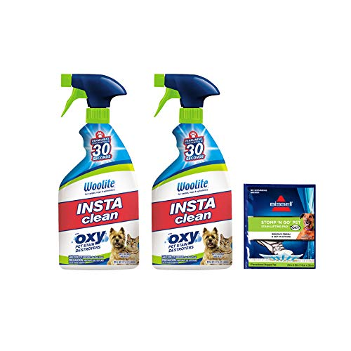 Woolite INSTAclean Permanent Pet Stain Remover, 22oz (Pack...