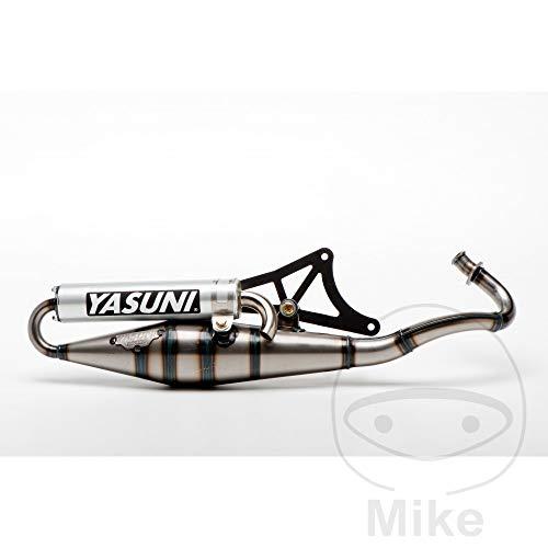 YASUNI - 746151/54 : Tubo de escape homologado aluminio 2T Z TUB418