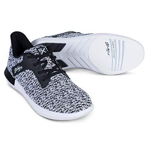 KR Strikeforce Lux White/Black Ladies Size 8.5