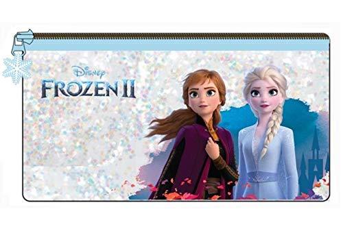 Trousse Fourre tout plat La Reine des Neiges 2 - Frozen...