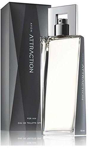 Avon Attraction Eau de Toilette Spray para él