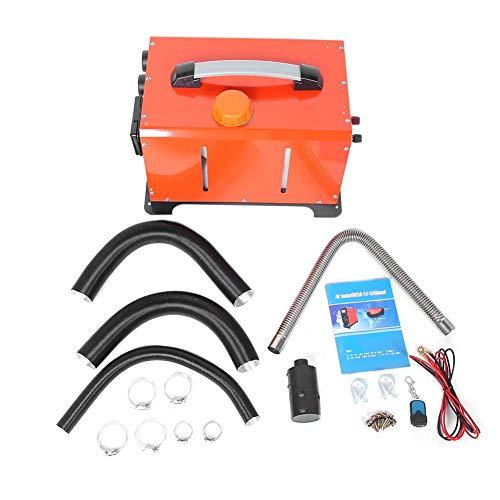 Calentador de estacionamiento -5KW 12V Calentador de estacionamiento portátil Aire Diesel Aceite Auto Calentador de automóvil para casa de motor Remolque Camión Yate