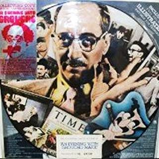 Picture Disc - An Evening With Groucho .Special Limited Edition LP