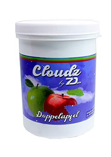 Cloudz by 7Days Doppelapfel - Dampfsteine Inhalt: 0,50 kg (1kg / 49,80€)