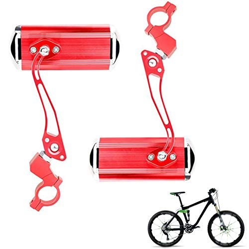 Gaolin Espejo Retrovisor Eléctrico para Bicicleta, Espejo para Bicicleta Que Es Fácil...
