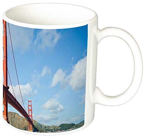 MasTazas Puente Golden Gate Bridge California San Francisco B Tasse Mug