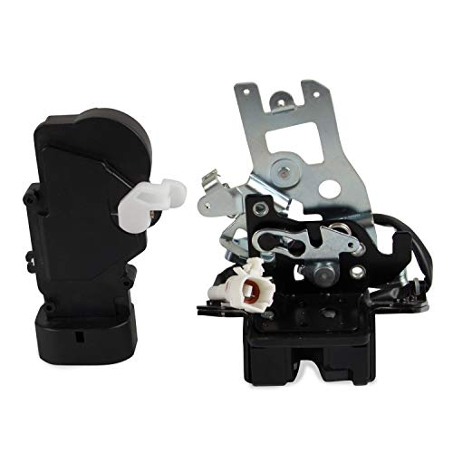 RANSOTO Liftgate Latch Rear Trunk Tailgate Lock with Actuator Compatible with 2001-2007 Toyota Sequoia,Replace part # 69301-0C010 746-848