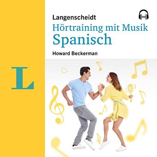 Langenscheidt Hörtraining mit Musik Spanisch Titelbild