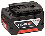 Bosch 2 607 336 814 - Batería enchufable GBA 14,4 V 4,0 Ah M-C - HD, 4,0 Ah, Li Ion (pack de 1)