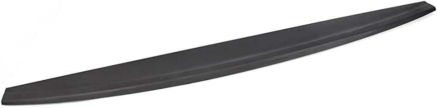 Tailgate Protector Spoiler Guard Molding Top Cap Cover For 2009-2018 Dodge Ram 1500 2500 3500 Black
