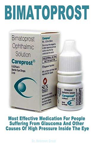 ΒΙΜΑΤΟΡrΟsΤ: Most Effective Medication For People Suffering From Glaucoma And Other Causes Of High Pressure Inside The Eye