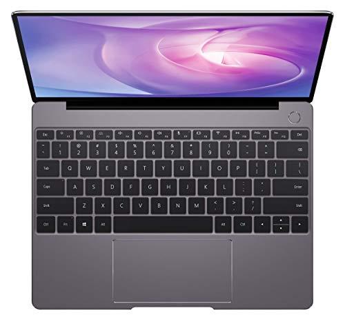 Huawei MateBook 33,02 cm (13 Zoll 2K-FullView-Display) Notebook (Intel Core i5-8265U, 8GB RAM, 256GB SSD, Windows 10 Home) grau - 6