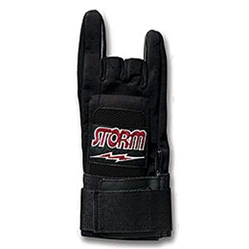 Storm Xtra-Grip Plus Right Hand Wrist Support, Black, Large