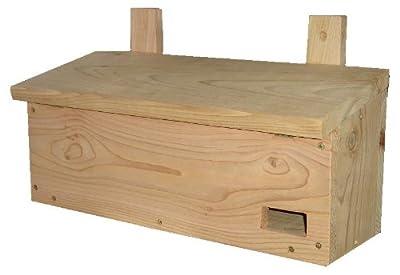 Swift Box - Cedar - Premium Quality by LEEWAY WOODWORK