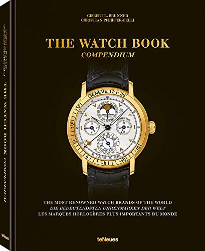 The Watch Book: Compendium (Lifestyle)