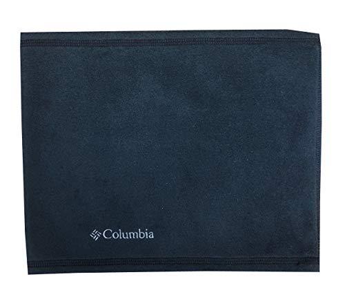 Columbia Unisex Agent Heat Omni-Heat Thermal Reflective Fleece Neck Gaiter Scarf (Black)