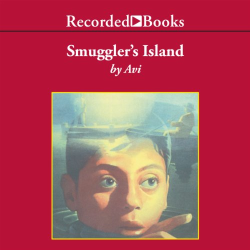 Smugglers' Island audiobook cover art
