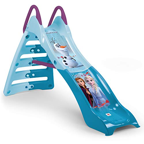 INJUSA Disney Elsa y Anna Tobogán My First Slide Frozen II, Color Azul (20026)