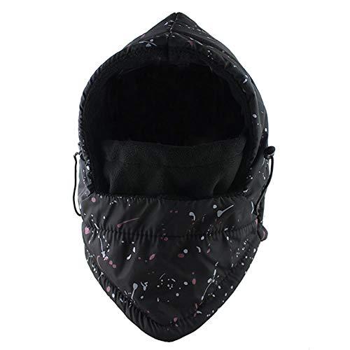 XCLWL Russische Hoed Aankomst Hooded Balaclava Winter Maskers Voor Mannen Vrouwen Thermal Fleece Swat Ski Wind Stopper Beanies Outdoor Sport Hoed
