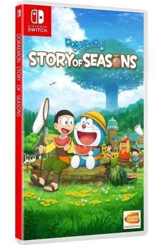 Doraemon Story of Seasons (English) - Nintendo Switch