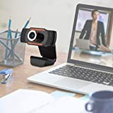ZCZZ No Driver Video Conferencing Rotatable USB Autofocus para 2000 / XP / Win7 / Win8 / Win10 / OS/Vista 32bit