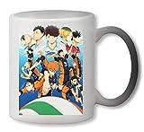 KRISSY Haikyuu Poster Heat Mug Color Changing Cup