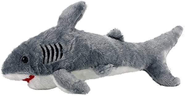 COFFLED Cartoon Shark Doll Pillow Animal Plush Toys Jaws Kids Birthday Gift