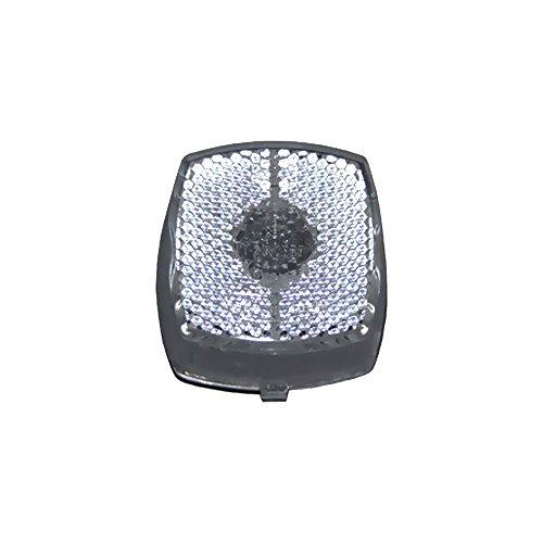 HELLA 9EL 117 334-001 Lichtscheibe, Heckleuchte - Lichtscheibenfarbe: glasklar - Einbauort: links/rechts