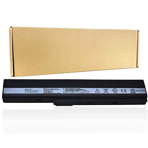 A32-K52 Laptop Akku für Asus A52F A52J A52N B53 K42 K52 K52DR K52J K52JK K62 X52 X52D X52F X62