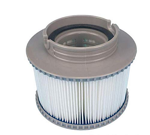 RainbowBeauty 1PC Inflatable Pool Filter Whirlpool Filter Spa Filterpatrone Spa Filter Faule Spa Spa Whirlpool Pool Pumpen und Filter Filterpatronen für Spa-Filter