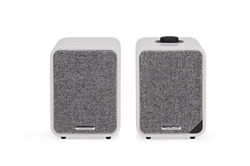 Ruark Audio MR1 MKII Bluetooth Regallautsprecher   Farbe: Grau