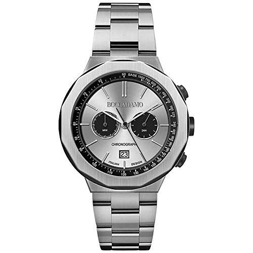 orologio cronografo uomo Boccadamo Icona trendy cod. IC008