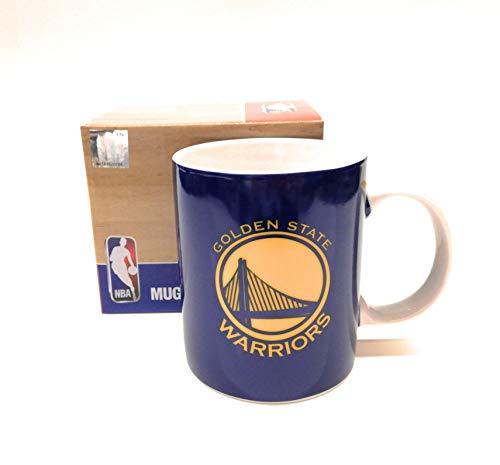 NBA - Taza, diseño de Golden State