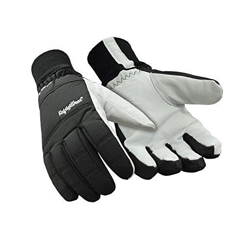 goatskin gloves insulated - 8