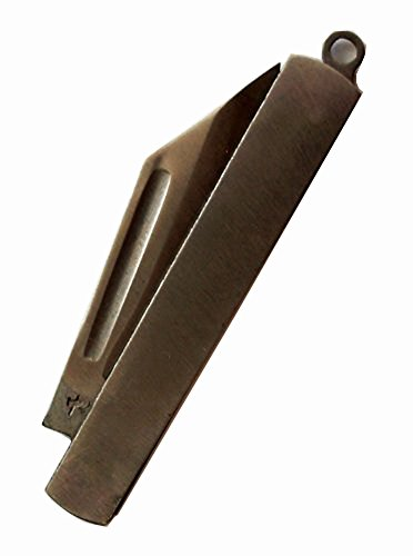HAND ® 2pcs Edelstahl Kleine Bequeme faltender Messer Ideal für Picknick oder Camping (LA-168)
