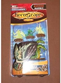 Heroscape Expansion XI D&D Warriors of the Ghostlight Fen By Wizards of the Coast Collection D1