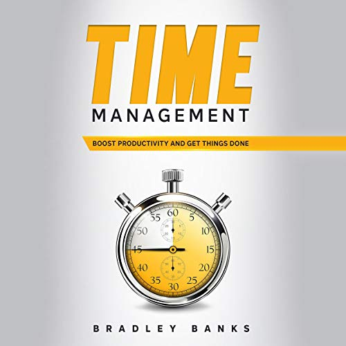 Time Management  By  cover art