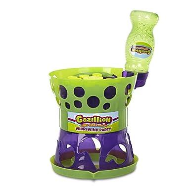 Gazillion Bubbles Whirlwind Bubble Party Machine