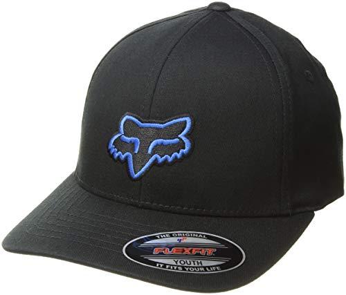 Fox Boys Legacy Flexfit Hat Black