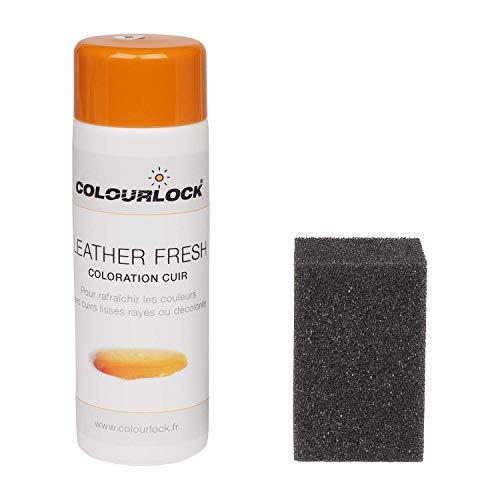 COLOURLOCK® Coloration Cuir 150 ML Volvo Arena, rafraîchit la Couleur des Cuirs Lisses craquelés, rayés et fanés