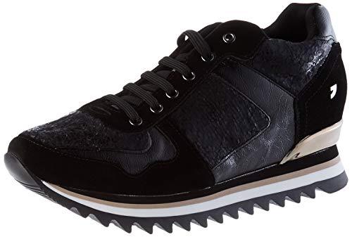 Gioseppo MERTZIG, Zapatillas para Mujer, Negro, 41 EU