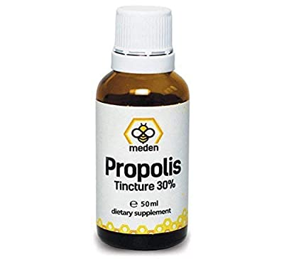 100% Pure Propolis Extract 30% Strength - 50ml