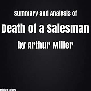 Summary and Analysis of Death of a Salesman by Arthur Miller audiobook cover art