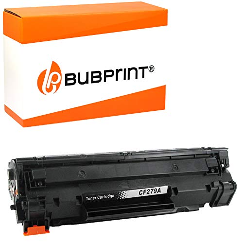 Bubprint Toner kompatibel für HP 79A CF279A für Laserjet Pro M12 M12a M12af M12w M26 M26a M26nw Schwarz