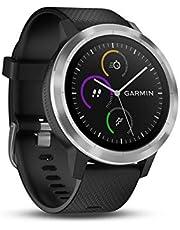 Garmin vívoactive 3 GPS-fitness-smartwatch - vooraf geïnstalleerde sport-apps, GPS-sensor, contactloze betaling met Garmin Pay