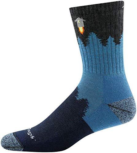 Darn Tough Number 2 Micro Crew Cushion Socks – Men's