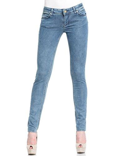 Meltin'Pot Jeans Marceline Blu Denim W25L32
