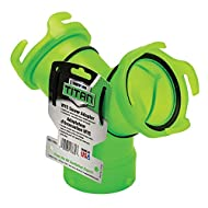 Thetford 17832 Titan Wye Sewer Adapter - Translucent Green