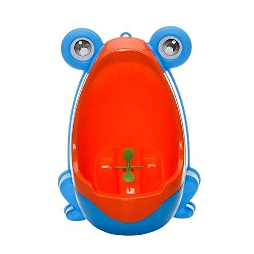 Funny enfants Potty Training enfants Grenouille Urinoir WC Pee Trainer Accessoires pour garçons