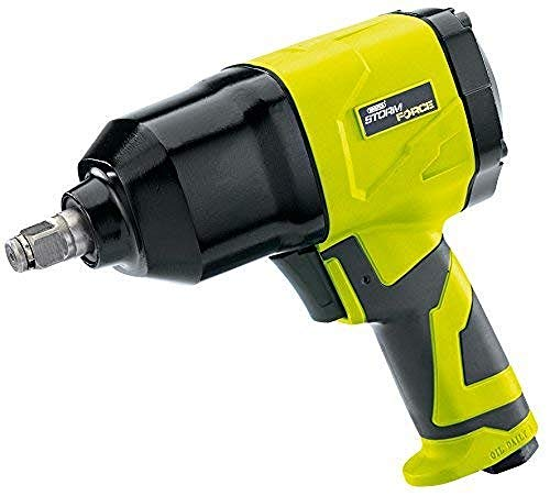 Draper Storm Force Air Impact Wrench with Composite Body (1/2' Square Drive)